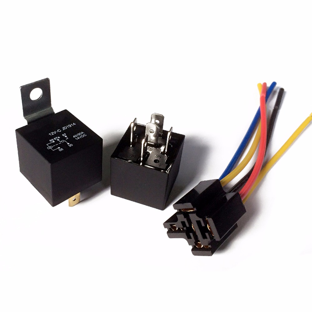 China Wiring Relay Manufacturers And Suppliers 12 Volt Diagram 5 Pole On 30 Also Latching