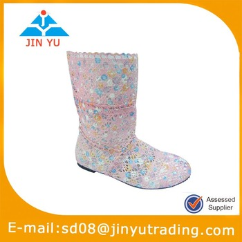 8c2d9a135c780 Hollow Flower Flat Sexy Summer Boots - Buy Summer Boots,Crochet Summer  Boots,Knitted Boots Summer Boots Product on Alibaba.com