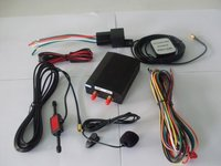 sell Global Mobile phone car/vehicle tracker/locator/Car alarm system