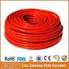 Export To Angola Nigeria Tanzania China Manufacturer 8mm Orange PVC Gas Soft Pipe, PVC Gas Cooker Hose, PVC LPG Gas Hose Black