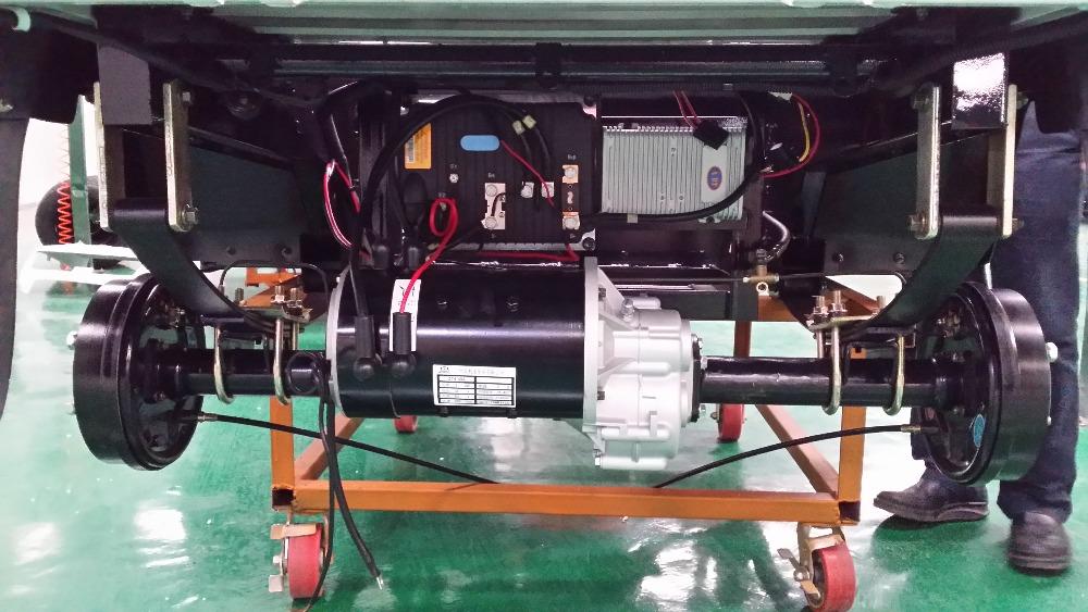 Mc3336 96v High Speed Electric Car Ac Motor Driver Buy