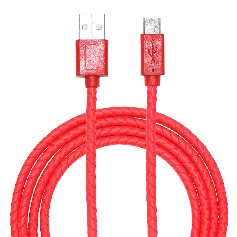 USB 2.0 Extension Mobiele Telefoon Oplader Doel Mirco 10 Ft Opladen 2 Amp 6 inch Voet Macro Haakse 90 graden Micro Usb Kabel