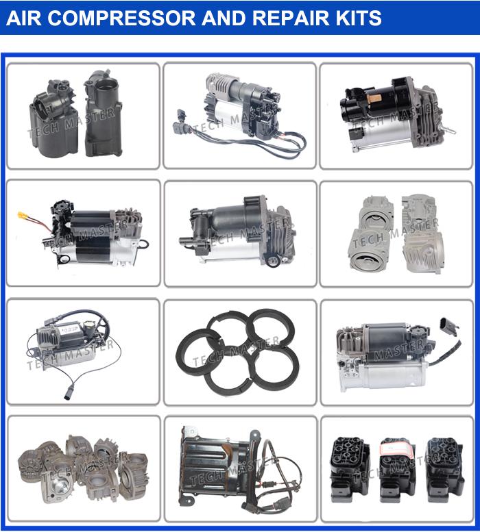 Brand New Portable Air Compressor Mercedes W220 W211 Air Compressor Pump OEM A2113200304 A2203200104