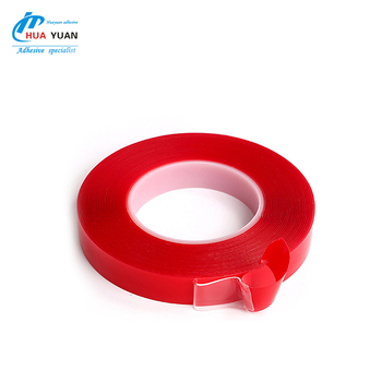 Reinforcing bars vehicle assembly and building signs VHB acrylic double-sided adhesive tape foam paper tape