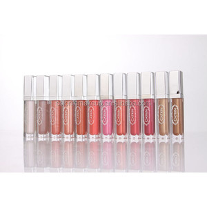Led light colorful lipgloss