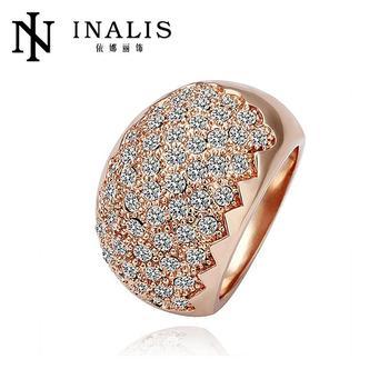 Wholesale Elegant Big Gold Ring Design For Girls R071 Buy Gold