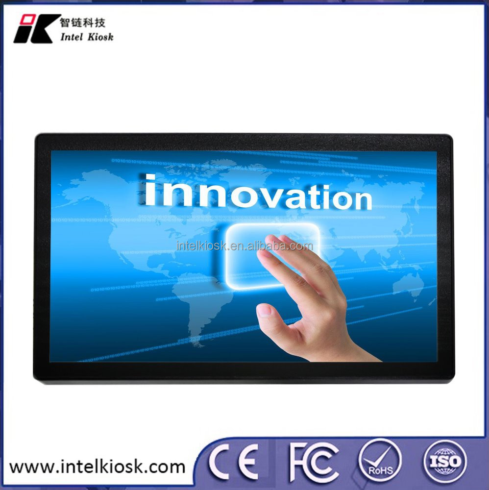 "Industrial Computer PC 10.4"" Capacitive IP65 Touch Screen All in One"