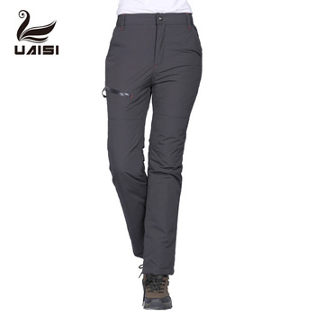 Fashionable Women Super Warm Goose Down Pants for Winters