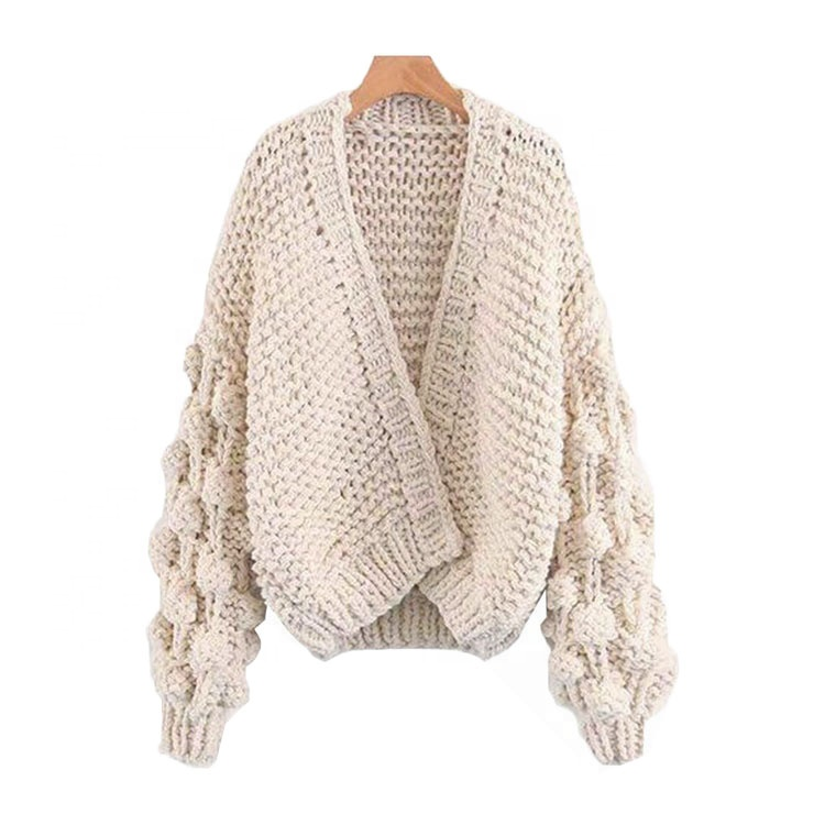 MOLI Monroo Beach Style Ladies Knitted <strong>Cardigan</strong> Dip Dye Fluffy Women Kimono <strong>Cardigan</strong>
