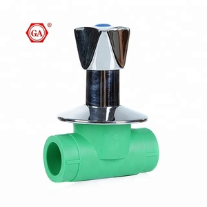 GA Brand plastic pipe ppr names pipe fittings ppr names pipe fittings
