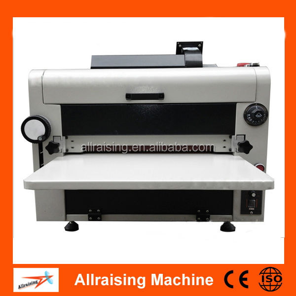 24 Inches Used Stainless steel Desktop Roll to Roll UV Coating Machine for Sale