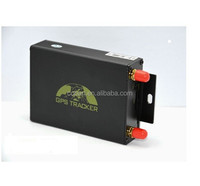 shool bus tracking software gps tracking, Vehicle gps tracker 105A with RFID reader