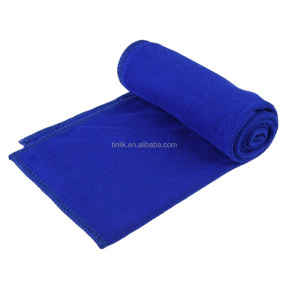 Factory Directly Supply Fast Drying Pet Grooming Microfiber Towel for Pet Dog Cat