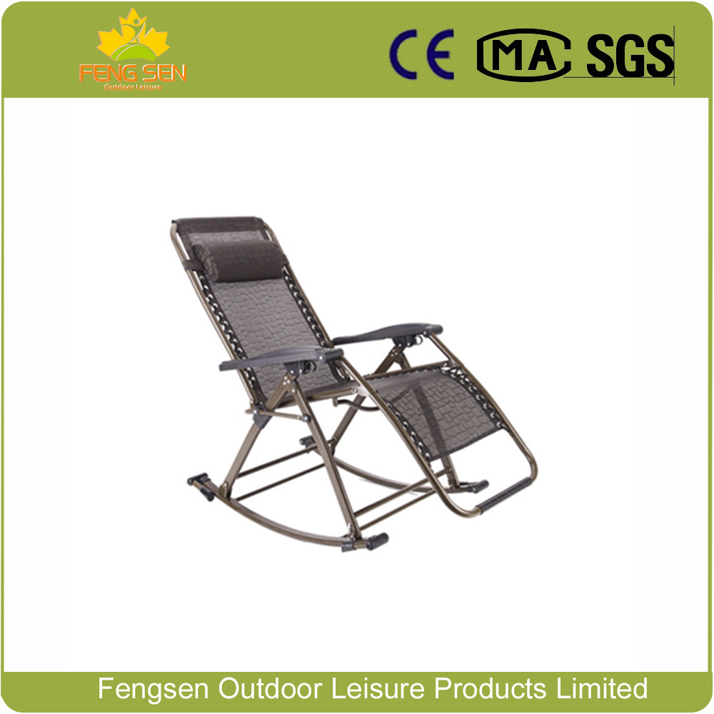 Healthy Comfortable Folding Outdoor Rocking Chair