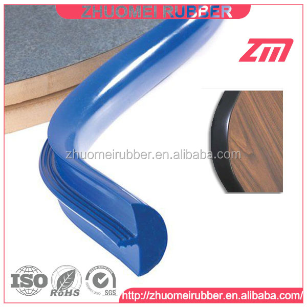 Table Vinyl T Mold Edge Buy Vinyl T Edge T Molding Pvc