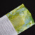 Resealable zipper food packaging bags stand up pouch with clear oval window