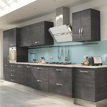 Prima Construction Modular Grey Kitchen Cabinet Designs