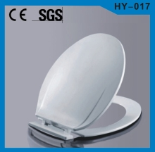 hot selling sanitary plastic UPC toilet seat indian market