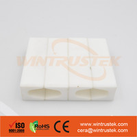 Electrical Insulator / Macor Rod / Machinable Ceramic Part