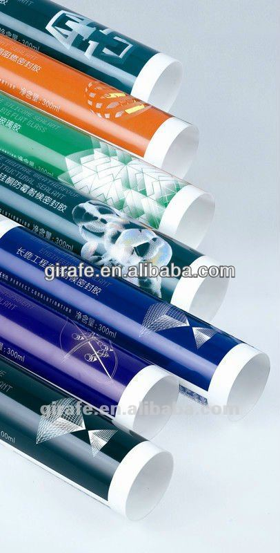 PRE-668 General Purpose Silicone sealant with SGS/ROHS TEST