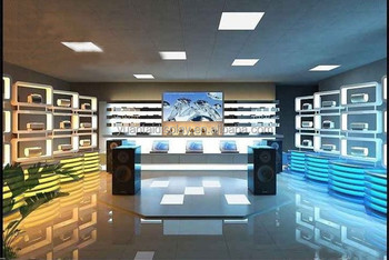 Creative Laptop Shop Interior Design With Led Lights View Computer Shop Interior Design Yuantai Furniture Product Details From Sz Yuan Tai Whole Furniture Production Co Ltd On Alibaba Com