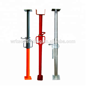 New Used Craigslist Scaffolding Telescopic Adjustable Shoring Steel Prop for Sale