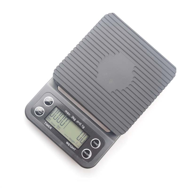 Hot Selling Coffee <strong>Scale</strong> With Timer 0.1 -3000 g Kitchen Weighing <strong>Scales</strong> V60 Coffee Accessories Coffee maker