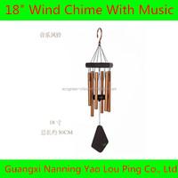 Decoration Terracotta Aluminum Wind Chime