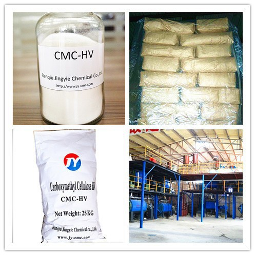 Drilling Grade Cmc/pac Filtration Reducer