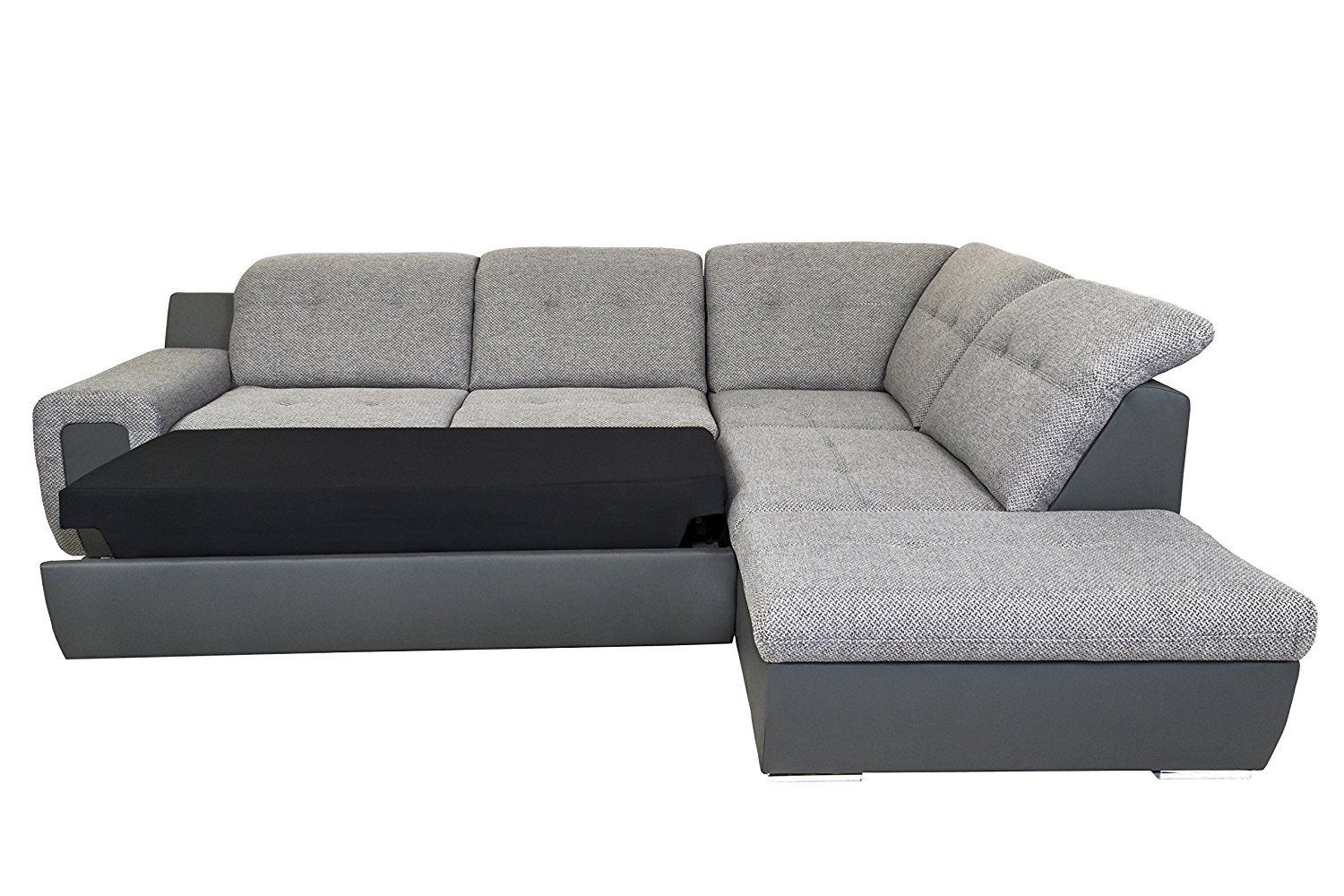 Get Quotations Vvrhomes Galaxy B Right Corner Sectional Sofa Bed