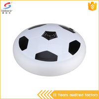 High quality indoor air ball soft football hover toy,led hoverball soccer ball glider
