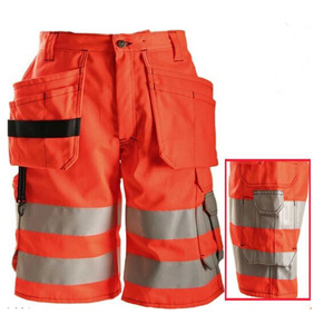 new style mens hi vis cargo trousers uniform working cheap cargo pants for builders
