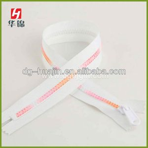 Newest design magnetic zipper