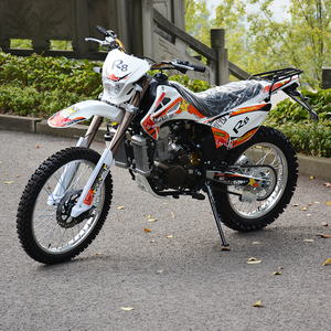 Single cylinder water cooling 150cc 250cc off road dirtbike cross motorcycle