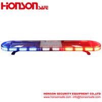 3W LEDS emergency vehicle strobe lights bar ambulance traffic signal lights with E-mark HS3324