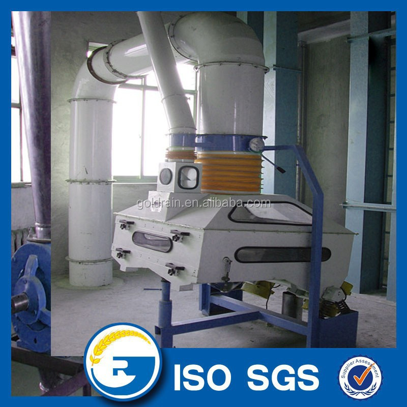 Small Scale Commercial Flour Milling Machine