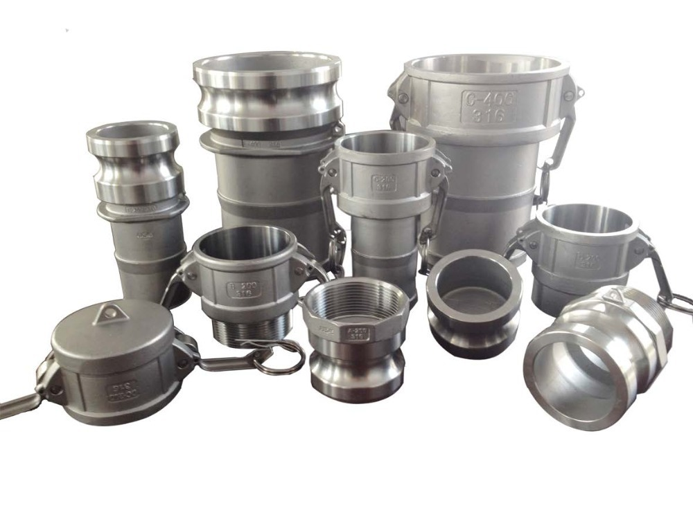 Stainless Steel Camlock Coupling from OEM manufacturer