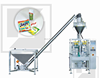Corn Powder Vertical Packing Machine with Screw Dispenser and Auguer Filler