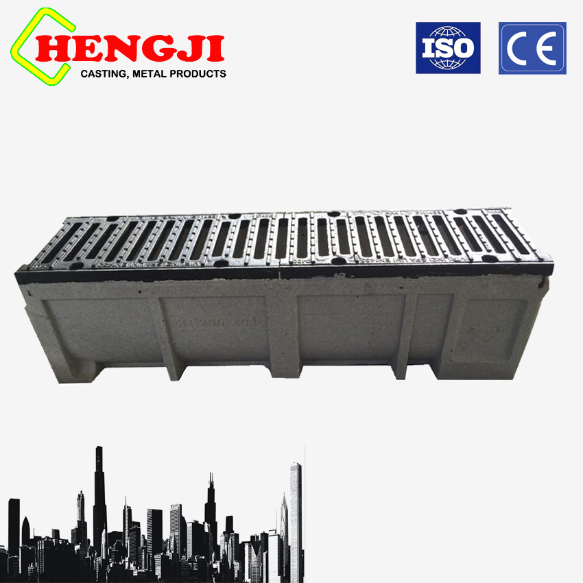 2017 hot style linear grates concrete drains and grate Manufacturer