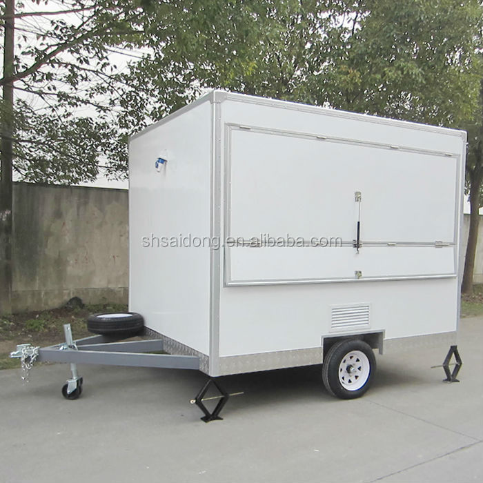 Dining Cart/Used Food Trucks/mobile Kitchen For Sale