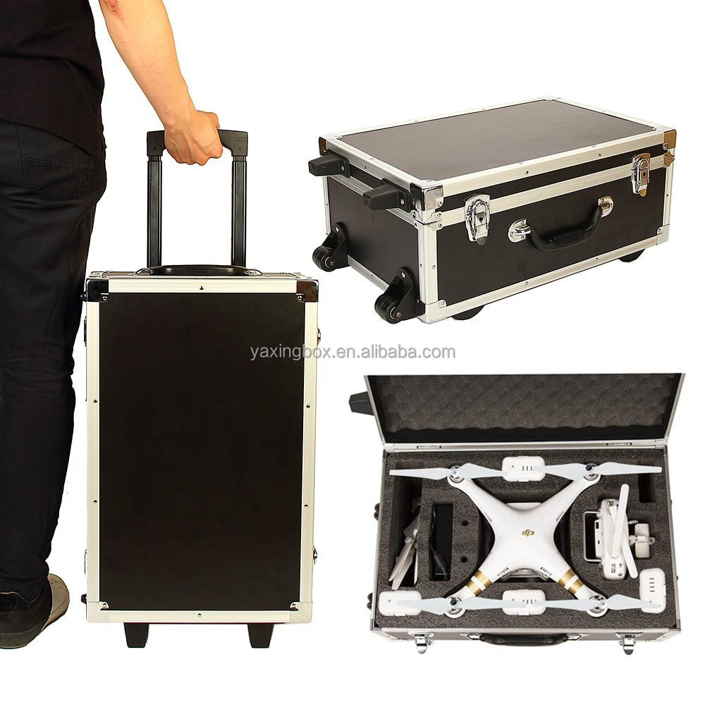 DJI Phantom 2 Standard Hard Carry Case Hard Box for DJI Phantom 2 Drone Quadcopter