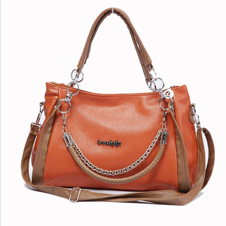 Get Quotations · Ladies luxury Leather Handbags Tote Shoulder Bags For  Women Messenger Bags Desigual Handbag Famous Brands bolsa 2005adf9b2