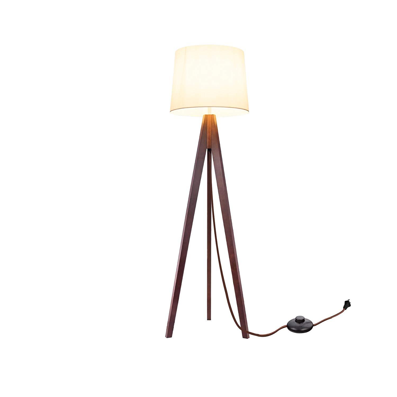 Cheap Fabric Shade Tripod Floor Lamp Find Fabric Shade