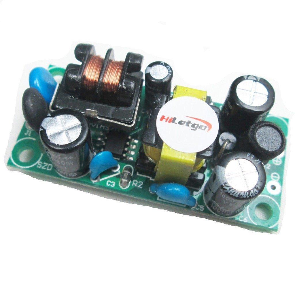 HiLetgo 6V 1A (6W) Power Switch Module AC-DC Buck Power Module Switch Power Supply