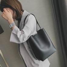 Женская сумка-ведро CROWDALE, брендовая сумка через плечо от известного дизайнера, 2020(Китай)
