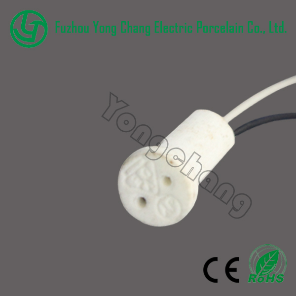 Hot sale!!! g4 halogen lamp socket type g4 lampholder