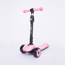 Flash <span class=keywords><strong>Deal</strong></span> 3 Wielen Outdoor Safe Kids Plastic Mini Scooter