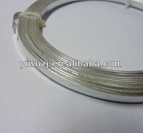 Flat Aluminum Wire Decorative Wire Crafts By Your Hand - Buy ...