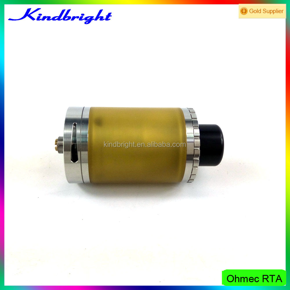 Wholesale price high quality!!!2017 Kindbright arrival 316SS Material 30mm Ohmec RTA/Gani Mod/Le papillon RDA 16mm in stock now