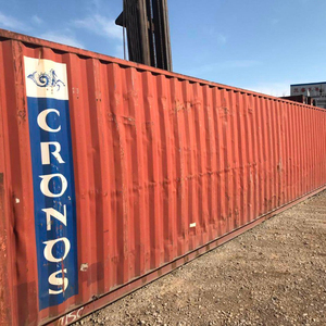cheapest 40 ft 20 ft used cargo shipping container prices For Sale
